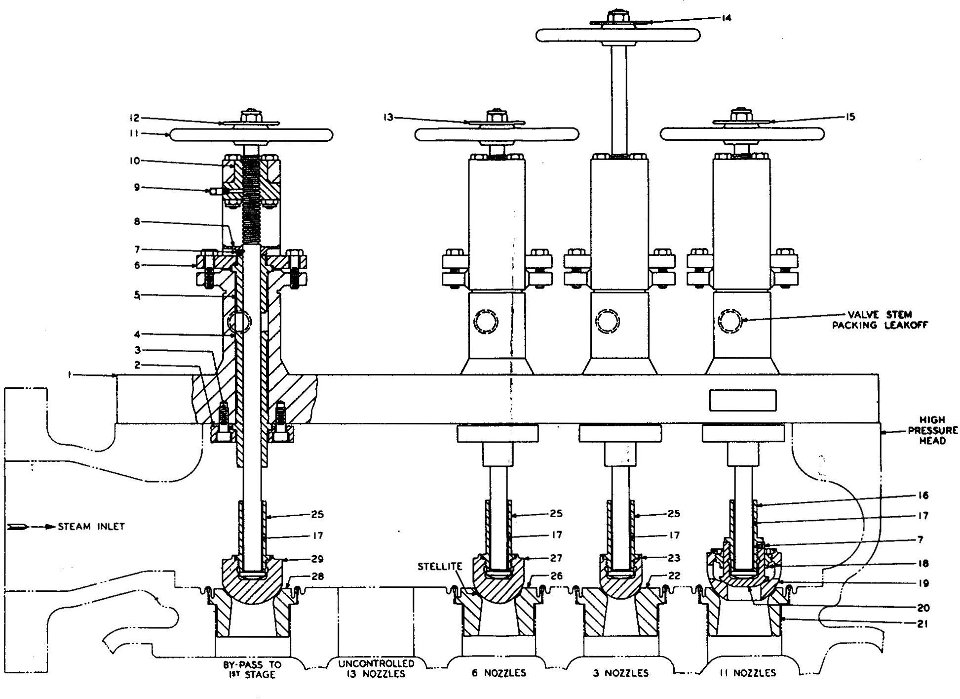 Tsps Engineering Manual Simple Steam Engine Besides Diagram On Hand Valve Assembly